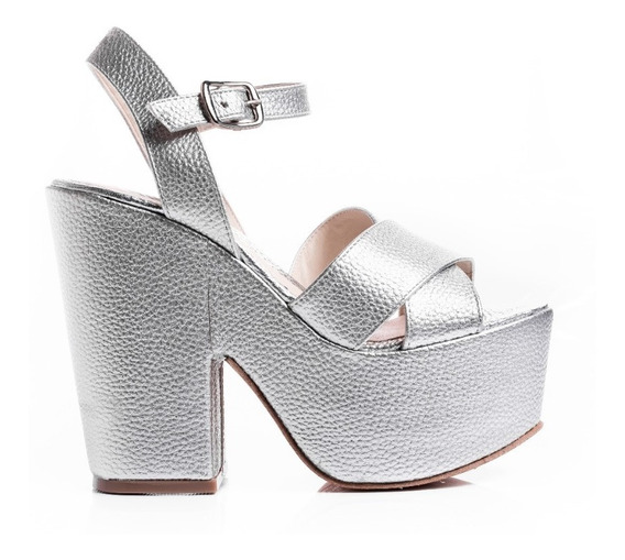 Sandalias Mujer Plataformas Zapatos Taco Palo Cómodos