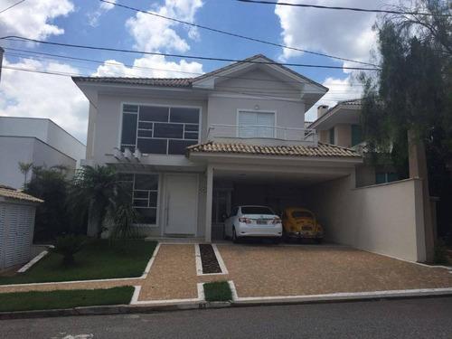 Imagem 1 de 28 de Casa Com 3 Dormitórios À Venda, 420 M² Por R$ 1.900.000,00 - Condomínio Lago Da Boa Vista - Sorocaba/sp - Ca8563