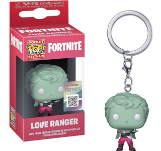 Love Ranger Fortnite Funko Pop Keychain Llavero