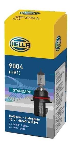 Par Lampada Iodo Com Base H1 12v 65/45w Hb1 9004