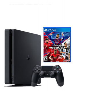 Consola Playstation 4 Slim 1tb + Pes 2020