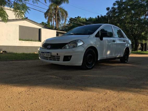 Nissan Tiida Ex Taxi / Aerocar U$ 3500 Mas Cuotas En Pesos
