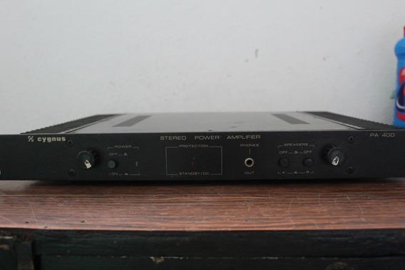 Amplificador Cygnus Pa400