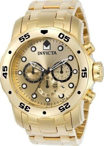 Relógio Invicta Pro Diver 0074 21924 Produção 2019 Original