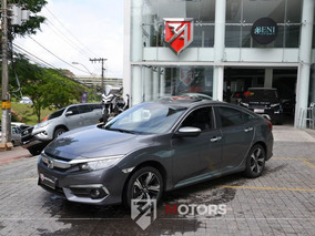 Honda Civic Sedan Touring 1.5 Turbo 16v Aut 4p 2017