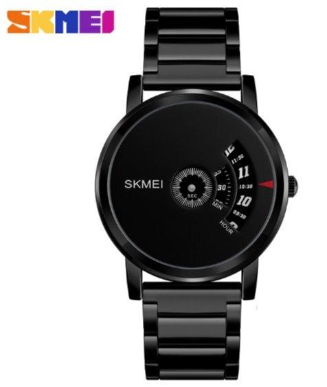 Relógio Masculino Aço Analógico Skmei 1260 Prova Água +caixa