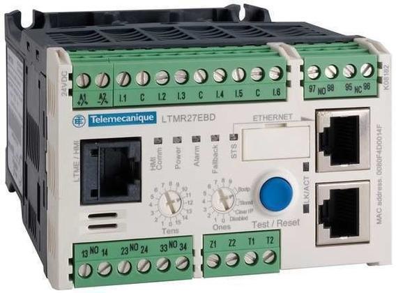 Rele Inteligente Tesys T Ethernet 1.35-27a 100-240vca Schneider Ltmr27efm Controlador Lógico Programável Clp A11233