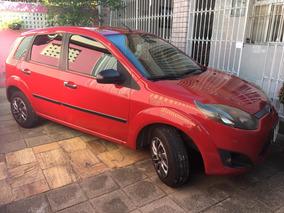 Ford Fiesta Rocam 1.0 Revisado - Pneus E Suspensão Nova 2012