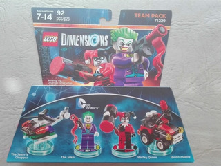 Lego Dimensions - Dc Comics - Team Pack
