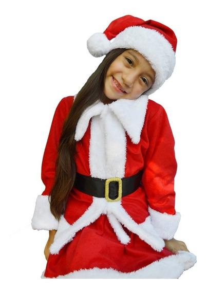 Gorros Navideños De Santa Claus, Trajes De Santa Para Niños