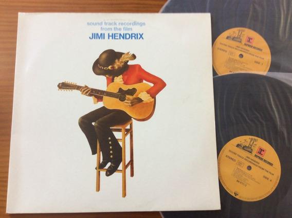 Lp Duplo Jimi Hendrix Trilha Sonora Do Filme Ótimo Estado