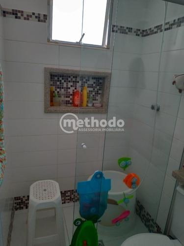 Casa Em Condomínio No Bairro Santa Cândida - Campinas - Ca00834 - 68212612