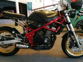 Cafe Racer / Brat Style - Suzuki Bandit Gsf400 91