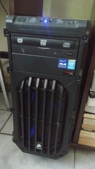 Gabinete Spec02 + Cpu I5-4440 + 16gb Ram + Fonte Semimodular