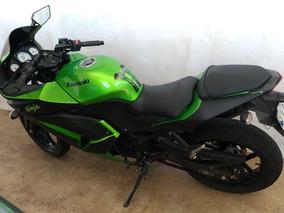 Kawasaki Ninja 250r Em Batatais Sp ,não Troco ,financio