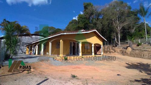 Chácara Muito Bem Localizada, Ideal Para Quem Busca Tranqüilidade Na Região Do Circuito Das Águas. - Ch0280
