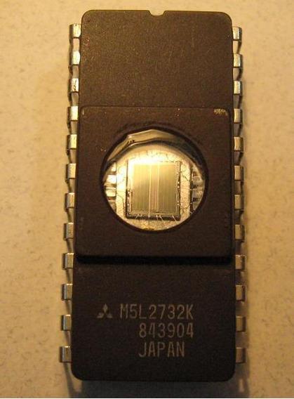 Memória Eprom Balança Toledo Prix 1 + Microcontrolador 8049
