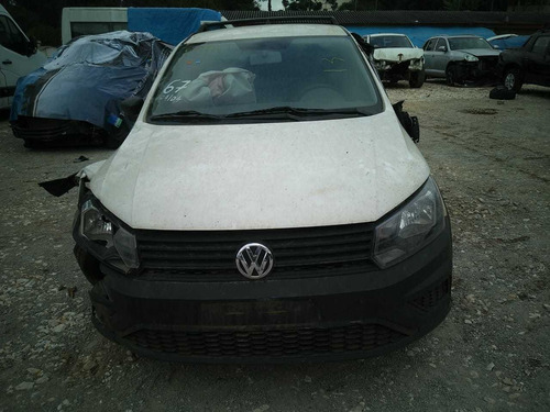 Sucata Volkswagen Saveiro G7 Rb Mbvs 1.6 2018