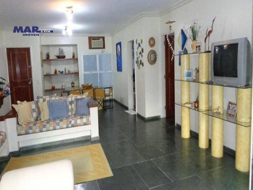 Imagem 1 de 18 de Apartamento Residencial À Venda, Jardim Vitória, Guarujá - . - Ap7248
