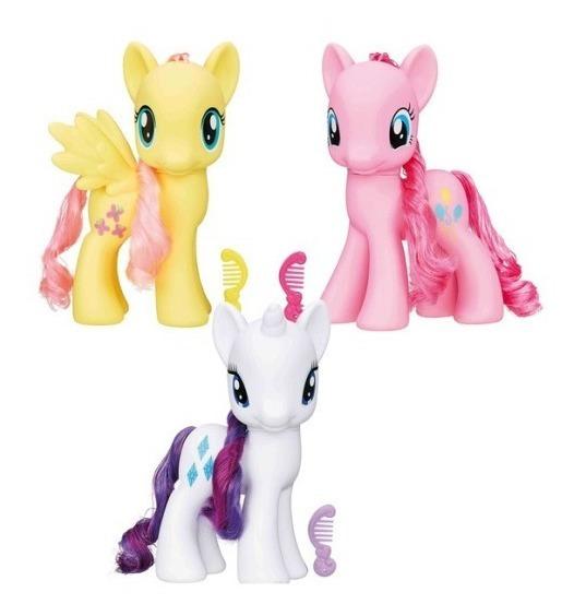 Pony My Little Pony Peinados Magicos Unicornio Accesorios