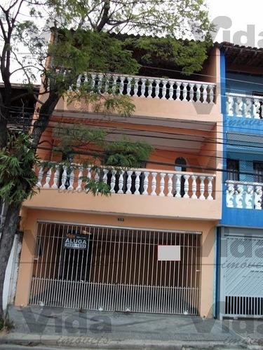 Casa Sobrado À Venda Em Cidade Das Flores  -  Osasco - 22292