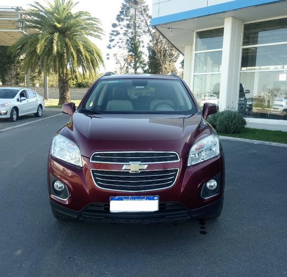 Chevrolet Tracker Awd Ltz + 2017