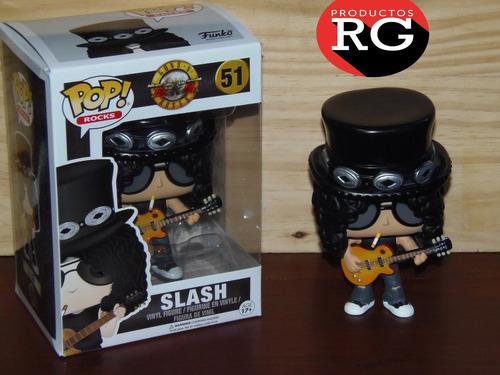 Pop! Rocks - Guns´n Roses - Slash (51) *