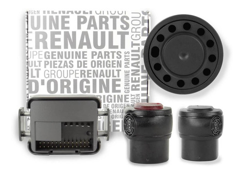 Alarma Volumetrica Renault Alaskan Iconic 4x4 Desde 2020