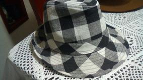 Sombrero En Tela Talla M
