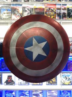 Escudo Capitan America Tamaño Real 60cm Impreso 3d Envio Gra