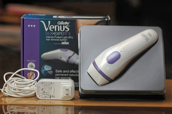 Gillette Venus Silk-expert 3 Braun