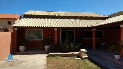 Casa A Venda No Bairro Praia Seca Em Araruama - Rj. - 439-1