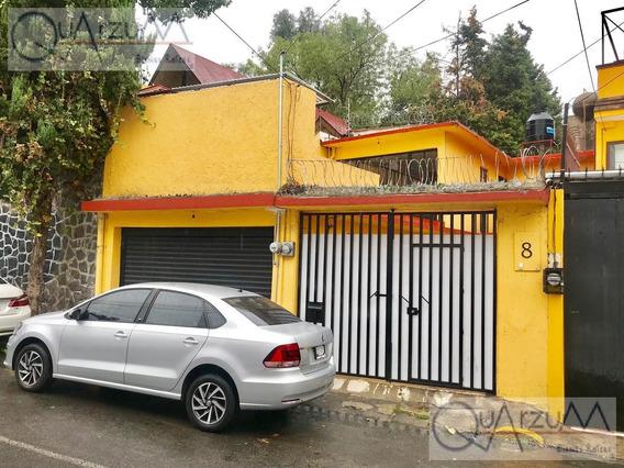 Departamento En Renta - El Toro, San Jerónimo, Magdalena Contreras