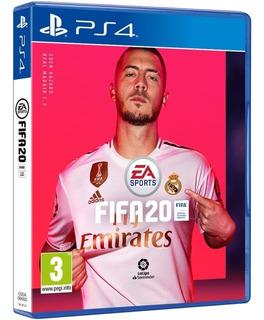 Fifa 20 Ps4 Descarga Digital Cuenta Principal
