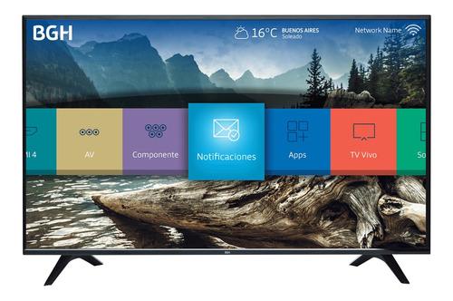 """Smart TV BGH BLE5517RTUI LED 4K 55"""" 100V/240V"""