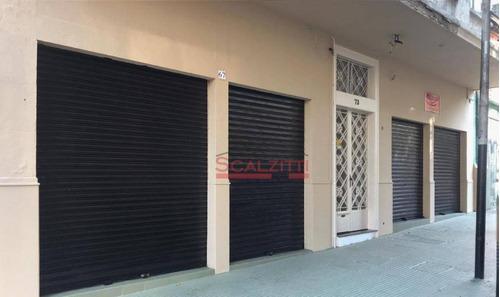 Loja Para Alugar, 208 M² Por R$ 11.000,00/mês - Santa Cecília - São Paulo/sp - Lo0178