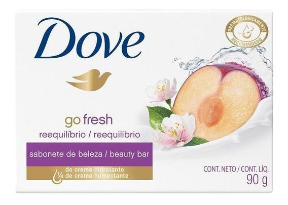 Sabonete Dove Go Fresh Reequilíbrio 90g