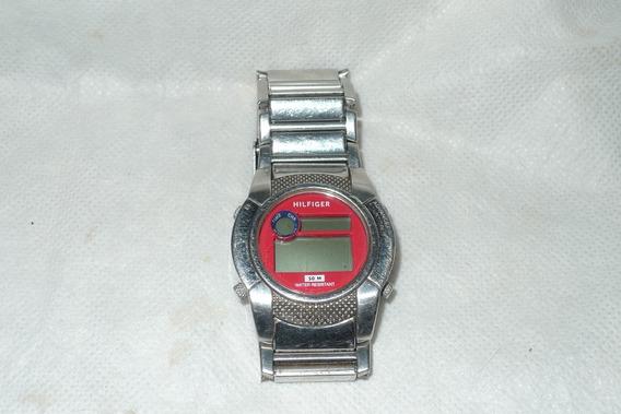 Relógio Tommy Hilfiger Digital F90247 Não Funciona Original