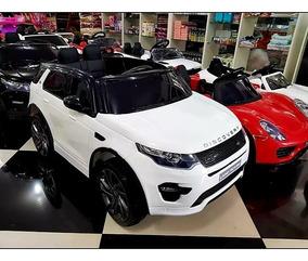 Carrinho Elétrico Infantil Land Rover Ultimas Unidades