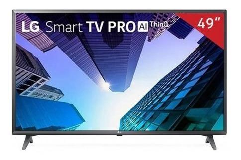 Tv Smart Lg Pro 4k Ai 49 49um731c0sa - Bivolt