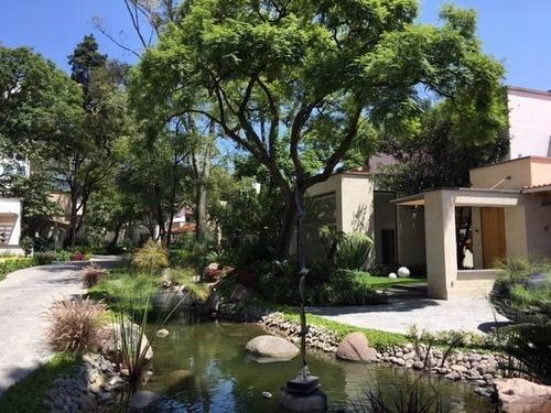 Renta Casa En Exclusivo Condominio En San Ángel Tlacopac