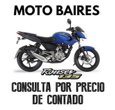 Moto Bajaj Rouser 135 Ls 0km 2017 Calle * 30 Cuotas Solo Dni