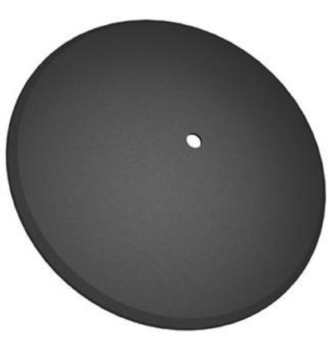 Disco Rastra 26 X 6 Mm Liso Concavidad 100 Ingersoll