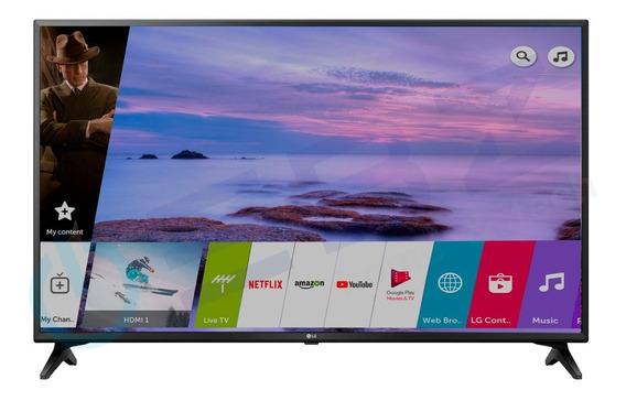 Tv Televisor Led LG 49 Uhd 4k Smar Netflix 49uk6200 2019 Ebz