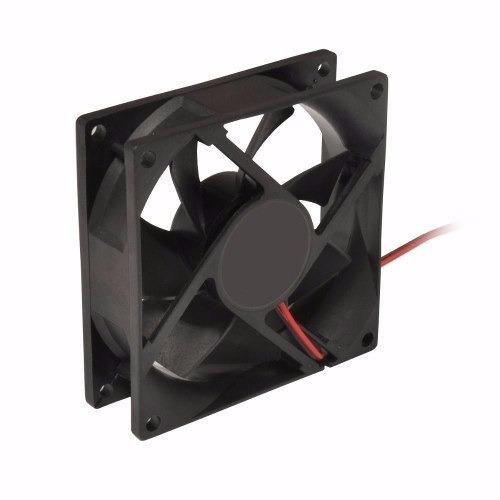 Cooler 8x8 Para Gabinete O Fuente Conexion Molex