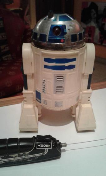 R2d2 Star Wars 1978 Vintage Coleccion Epoca Mazinger 50v-d-s