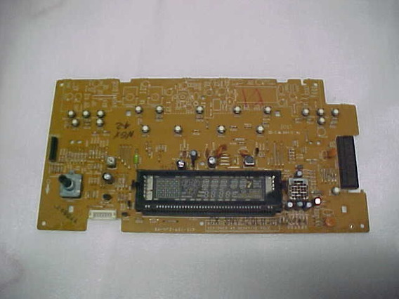 Placa Frontal Co Display System Aiwa Nsx 42
