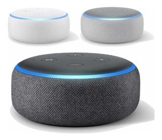 Amazon Echo Dot 3a Gen Alexa En Español - Envío Inmediato