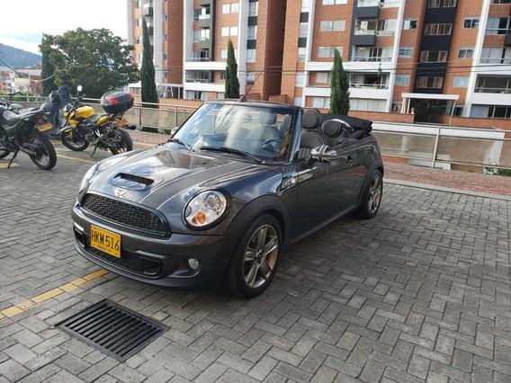 Mini Cooper S Convertible,