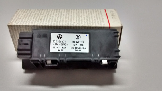 Sensor Ultrassônico Do Alarme Polo Original Vw